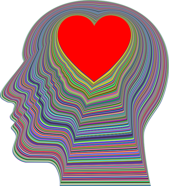 Kopf über Herz